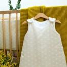 gigoteuse bebe Asanoha beige