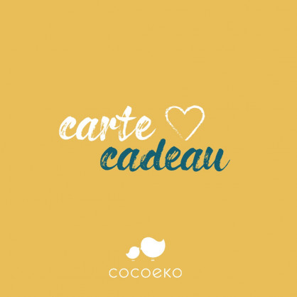 e-carte cadeau Cocoeko 100