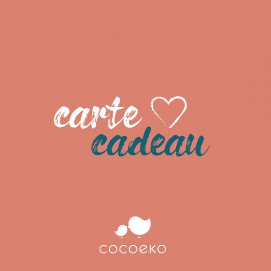 e-carte cadeau Cocoeko 150