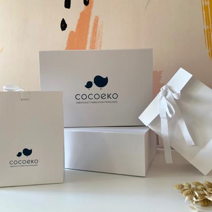Coffret cadeau Cocoeko - boîte seule