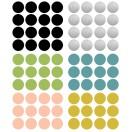 Stickers muraux enfants Pois Cosy Pom le bonhomme 3