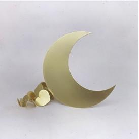 Lune dorée