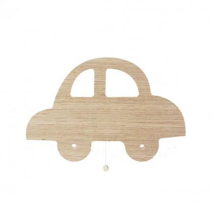Boîte à musique voiture en bois - April Eleven