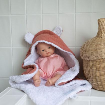 Cape de bain poupée MARSALA