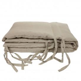 tour de lit b b fabriqu en france cocoeko. Black Bedroom Furniture Sets. Home Design Ideas